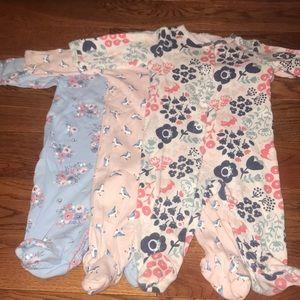 Carters Cotton Pajamas